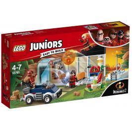 LEGO® Juniors 10761 Velký útěk z domu