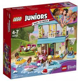 LEGO® Juniors 10763 Stephanie a její dům u jezera