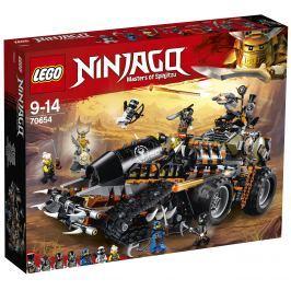 LEGO® NINJAGO® 70654 Dieselnaut
