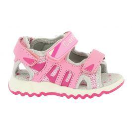 Canguro Dívčí sandály - růžové