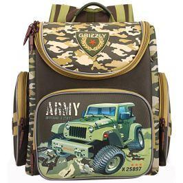 Grizzly Školní batoh RA 870-3