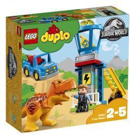 LEGO® DUPLO® JurassicWorld 10880 T. rex a věž