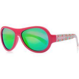Shadez Dívčí sluneční brýle Designers Teeny - růžové