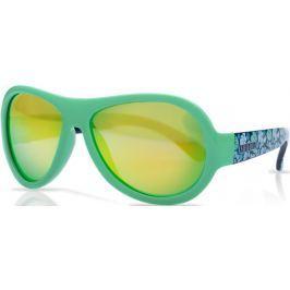 Shadez Chlapecké sluneční brýle Designers s listy - zelené