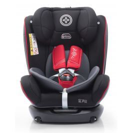 More WERDU 0123 oboustranný Isofix 0-36 kg, Black Red Grey