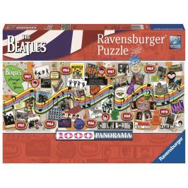 Ravensburger The Beatles Během let 1000 dílků