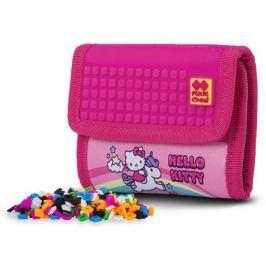 PIXIE CREW Hello Kitty peněženka růžová