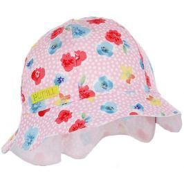 Pupill Dívčí klobouček Freesia - růžový