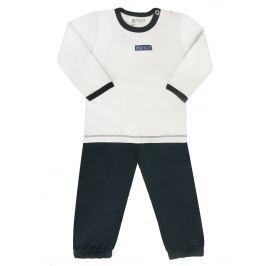 Nini Chlapecké pyžamo - bílo-modré