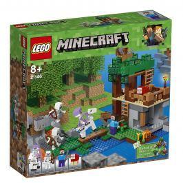 LEGO Minecraft™ 21146 Útok kostlivců