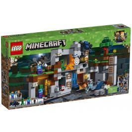 LEGO Minecraft™ 21147 Skalní dobrodružství