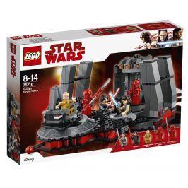 LEGO Star Wars TM 75216 Snokeův trůní sál