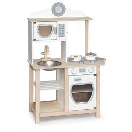 Lamps Dřevěná moderní kuchyňka