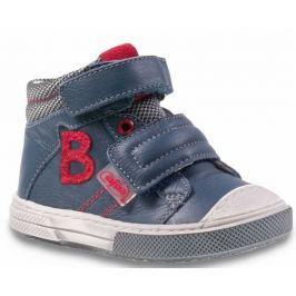Befado Chlapecké kotníkové boty - modré
