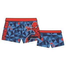 Disney by Arnetta Chlapecké plavky Spiderman - modro-červené