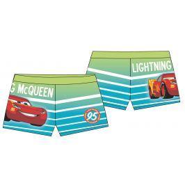 Disney by Arnetta Chlapecké plavky Cars - modro-zelené
