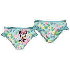 Disney by Arnetta Dívčí plavky Minnie - tyrkysové