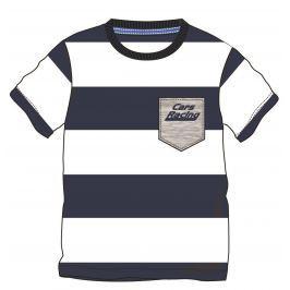 Mix 'n Match Chlapecké pruhované tričko - modro-bílé
