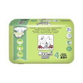Muumi Baby dětské jednorázové pleny 23ks, MAXI 7-14kg