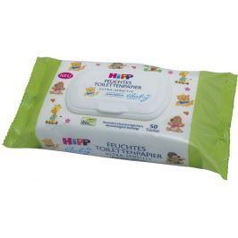 HiPP Babysanft Vlhčený Toaletní Papír Ultra Sensitive, 6x50 ks
