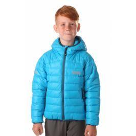 Nordblanc Chlapecká prošívaná bunda Blithe - modrá