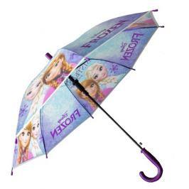 E plus M Dívčí deštník Frozen - modrý