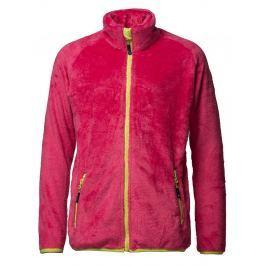 O'Style Dívčí fleecová mikina Ivosh - růžová