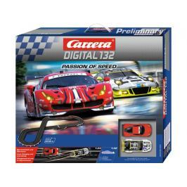 Carrera Autodráha D132 30195 Passion of Speed
