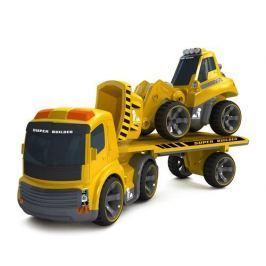 Silverlit R/C Nákladní auto + buldozer