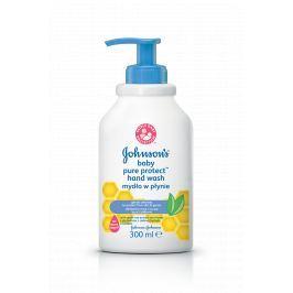 Johnson's Baby Tekuté mýdlo Pure Protect300ml