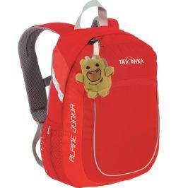 Tatonka Dětský batoh Alpine Junior, red, 11 l