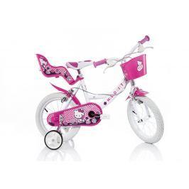 Dino Bikes Dívčí kolo Hello Kitty 14