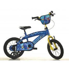 Dino Bikes Dětské kolo Hledá se Dory 16