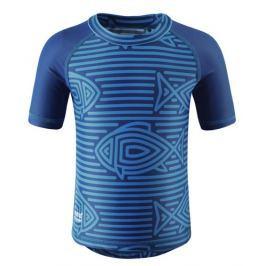 Reima Chlapecké plavecké triko Azores s UV ochranou 50+ modré