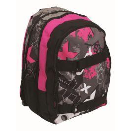 Karton P+P Anatomický batoh OXY Sport II. - růžový