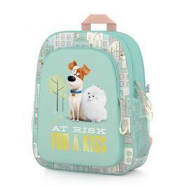 Karton P+P Dětský předškolní batoh - PETS