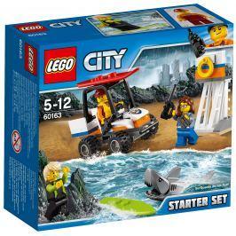 LEGO® City 60163 Coast Guard Pobřežní hlídka - začátečnická sada