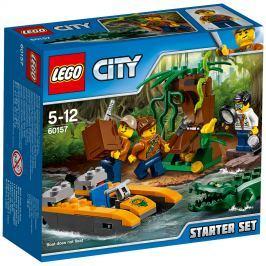 LEGO® City 60157 Jungle Explorers Džungle - začátečnická sada