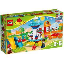 LEGO® DUPLO® 10841 Town Zábavná rodinná pouť