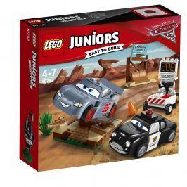 LEGO® Juniors 10742 Závodní okruh Willy's Butte