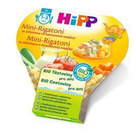 HiPP BIO Mini-Rigatoni se zeleninou  ve smetanové omáčce 250g