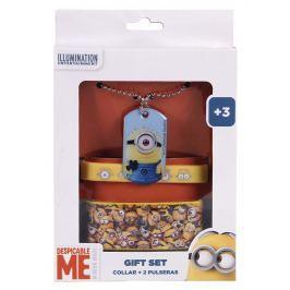 Disney Brand Dětský set doplňků Mimoni - žlutý