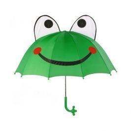 Blooming Brollies Chlapecký deštník se žábou - zelený