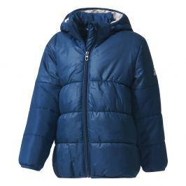 adidas Chlapecká zimní bunda Padded - modrá