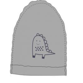 Nini Chlapecká čepice Dino - šedá