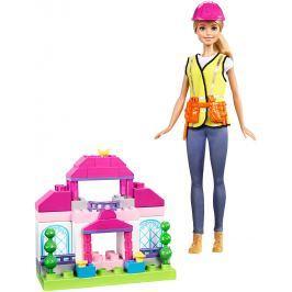 MATTEL Barbie Stavitelka hrací set