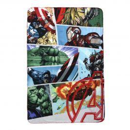 Disney Brand Chlapecká fleecová deka Avengers, 100x150 cm