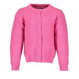 Blue Seven Dívčí svetr - růžový