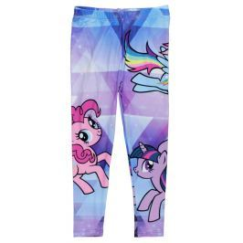 E plus M Dívčí legíny My little Pony - fialové