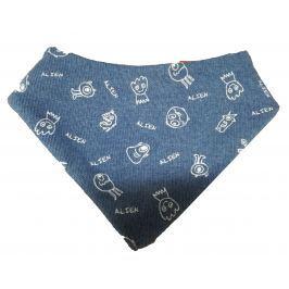 Broel Chlapecký šátek Bobby - modrý